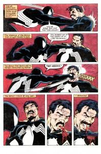 L'Uomo Ragno contro Kraven, che ne aveva preso il posto