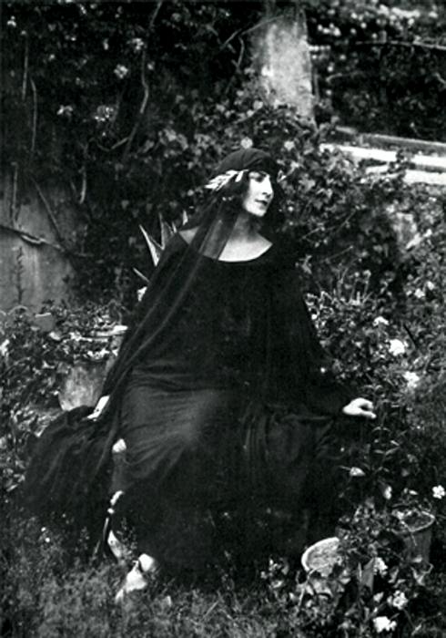 Luisa Baccara, la pianista