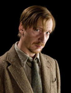 Remus Lupin, interpretato da David Thewlis