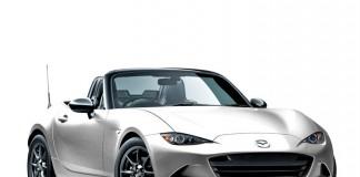 La quarta serie della Mazda MX-5