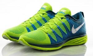 Le Nike Flyknit Lunar2