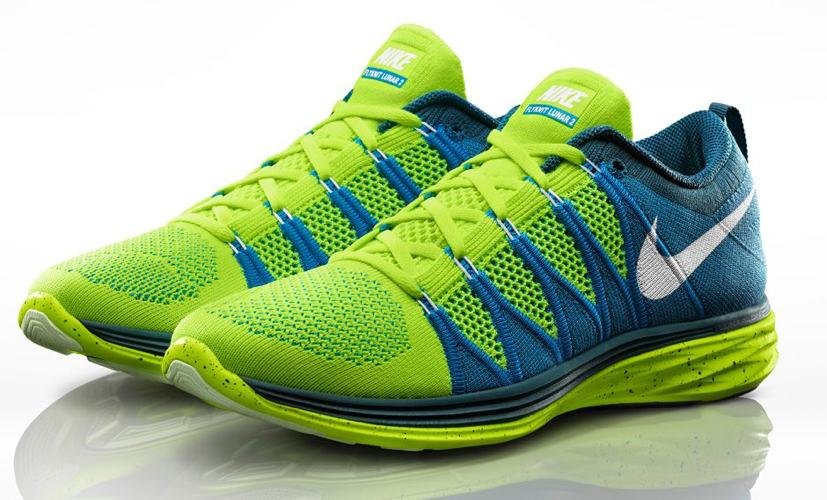 new products 27fa7 372a2 Le Nike Flyknit Lunar2