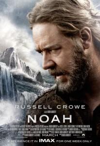 Noah, il recente film con Russell Crowe