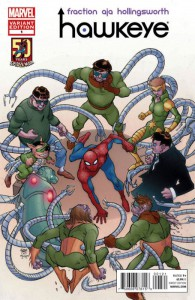 Spider-Man se la vede con le varie incarnazioni del Dottor Octopus