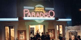 L'ingresso del cinema in Nuovo Cinema Paradiso