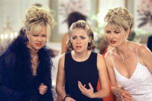 Sabrina e le sue due zie