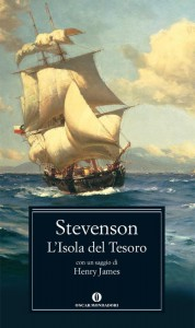 """L'isola del tesoro"" di Robert Louis Stevenson"