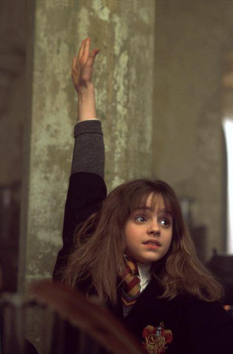 Hermione, l'alter ego di Chiara Mitton
