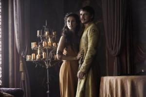 Oberyn Martell ed Ellaria Sand