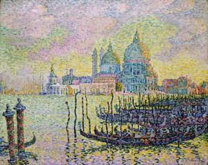Paul Signac - Venezia, Canal Grande