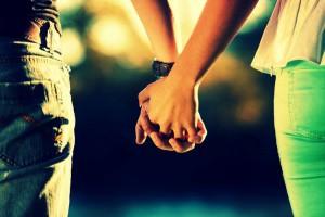 Il tocco è il linguaggio più profondo dell'amore