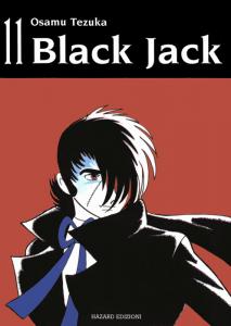 Una copertina dell'edizione italiana di Black Jack di Osamu Tezuka