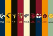 Gli stemmi e i motti delle casate di A Game of Thrones