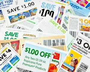 I coupon e i buoni sconto