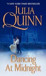 """La copertina originale di """"Danzando sotto le stelle"""" di Julia Quinn"""