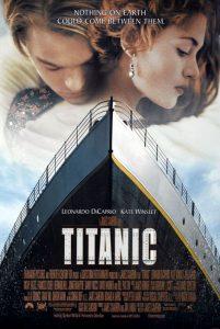 Titanic, il film d'amore commovente per eccellenza