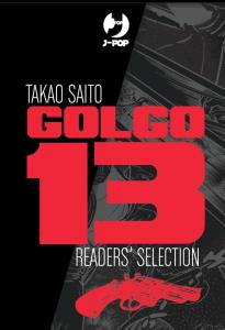 Una recente selezione di storie di Golgo 13