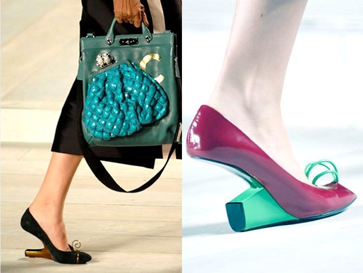 Cinque tra le scarpe più strane del mondo Cinque cose belle