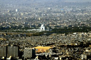 Karachi, la capitale economica del Pakistan