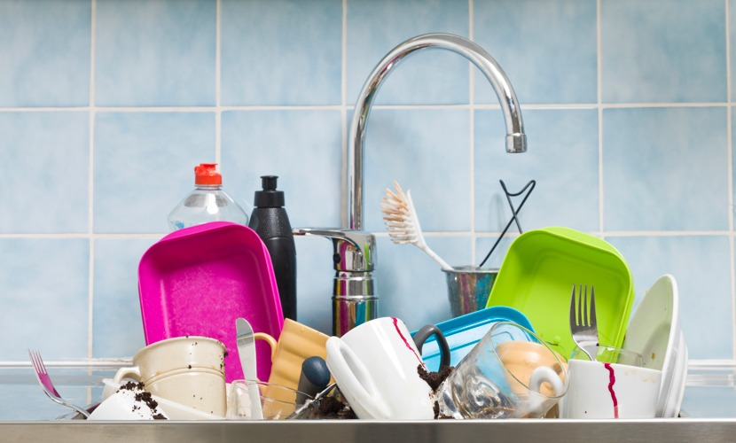 Cinque consigli su come fare a tenere la casa in ordine e pulita cinque cose belle - Come tenere pulita la casa ...