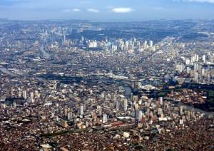 Manila è la terza città più grande del pianeta