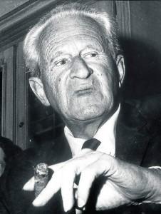 Herbert Marcuse, guida teorica del movimento del '68