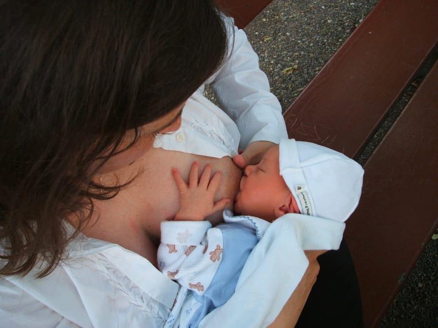 L'allattamento