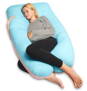 Un cuscino da gravidanza