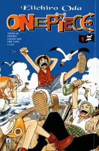 Il primo volume di One Piece pubblicato in Italia