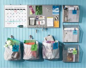 Come mantenere la casa organizzata