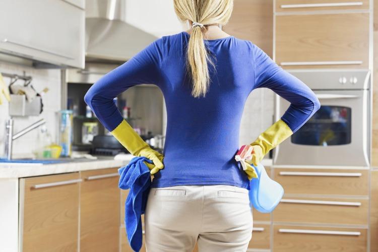 Cinque consigli per tenere la casa in ordine e pulita