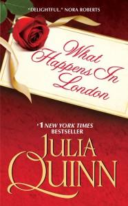 """""""Quella volta a Londra"""" di Julia Quinn"""