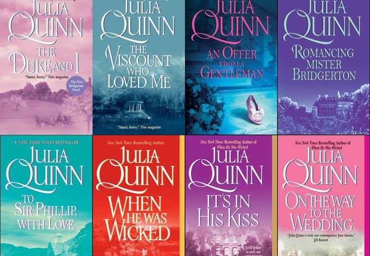 Alcuni dei migliori libri di Julia Quinn