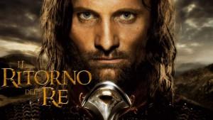 La locandina de Il ritorno del re, ultimo capitolo della saga cinematografica
