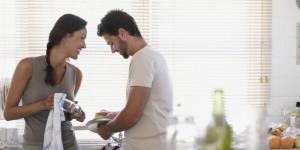 L'importanza di fare assieme i lavori di casa