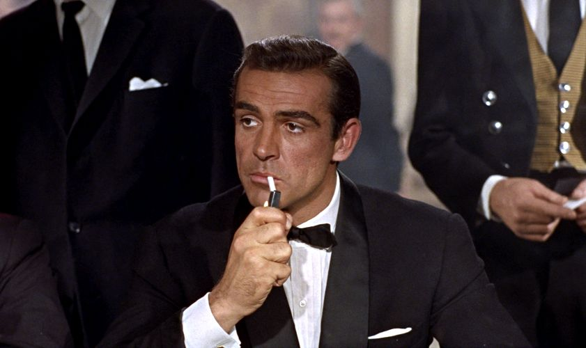 James Bond interpretato da Sean Connery