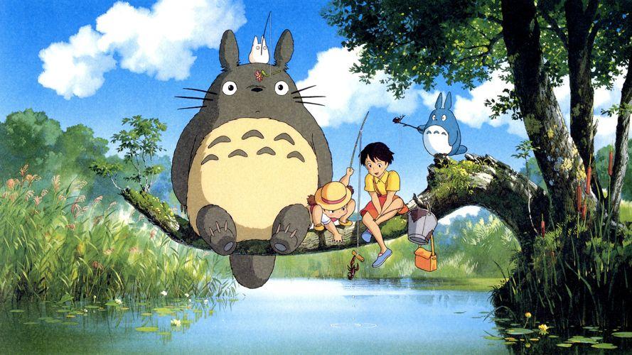 Totoro, protagonista di un'inquietante teoria dei fan