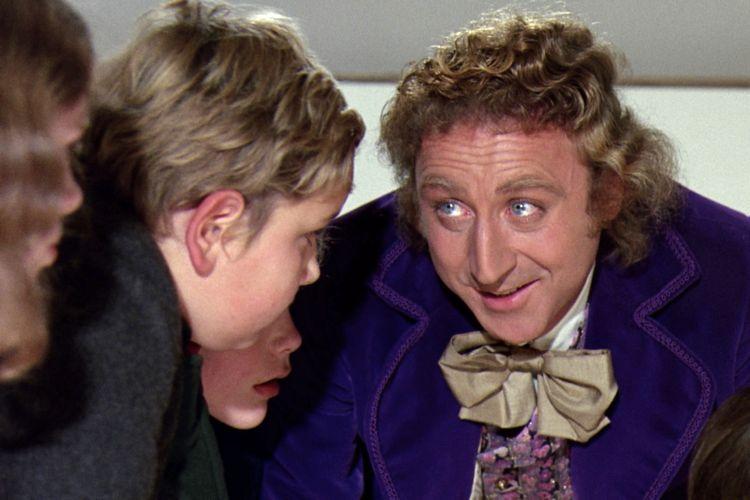 Willy Wonka parla ai bambini, protagonisti di una strana teoria sul significato del film