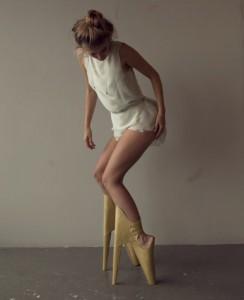 Il progetto, estremo, di Leanie van der Vyver