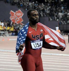 Tyson Gay, il più veloce americano di sempre (foto di Tab59 via Flickr)