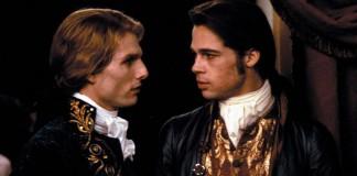 Tom Cruise e Brad Pitt in Intervista col vampiro, un film che ha ridefinito l'immagine dei succhiasangue al cinema