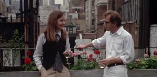 """Woody Allen e Diane Keaton in """"Io e Annie"""", uno dei film più belli del regista newyorkese"""