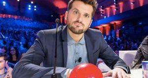 Frank Matano quando era giudice di Italia's Got Talent