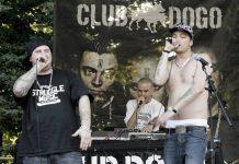 I Club Dogo, per molti anni i rappresentanti più famosi della scena hip hop italiana (foto di Nasodacornflakes via Flickr)