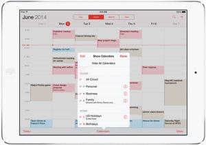 I calendari condivisi, elettronici o meno