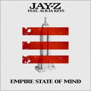 Una delle copertine di Empire State of Mind di Jay-Z e Alicia Keys