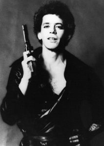 Lou Reed nel 1977