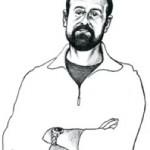 Autoritratto di Giampiero Casertano