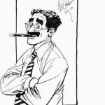 Groucho secondo Giampiero Casertano