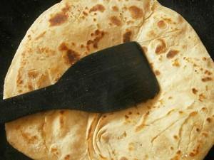 Il Chapati, pane tipico di origine indiana